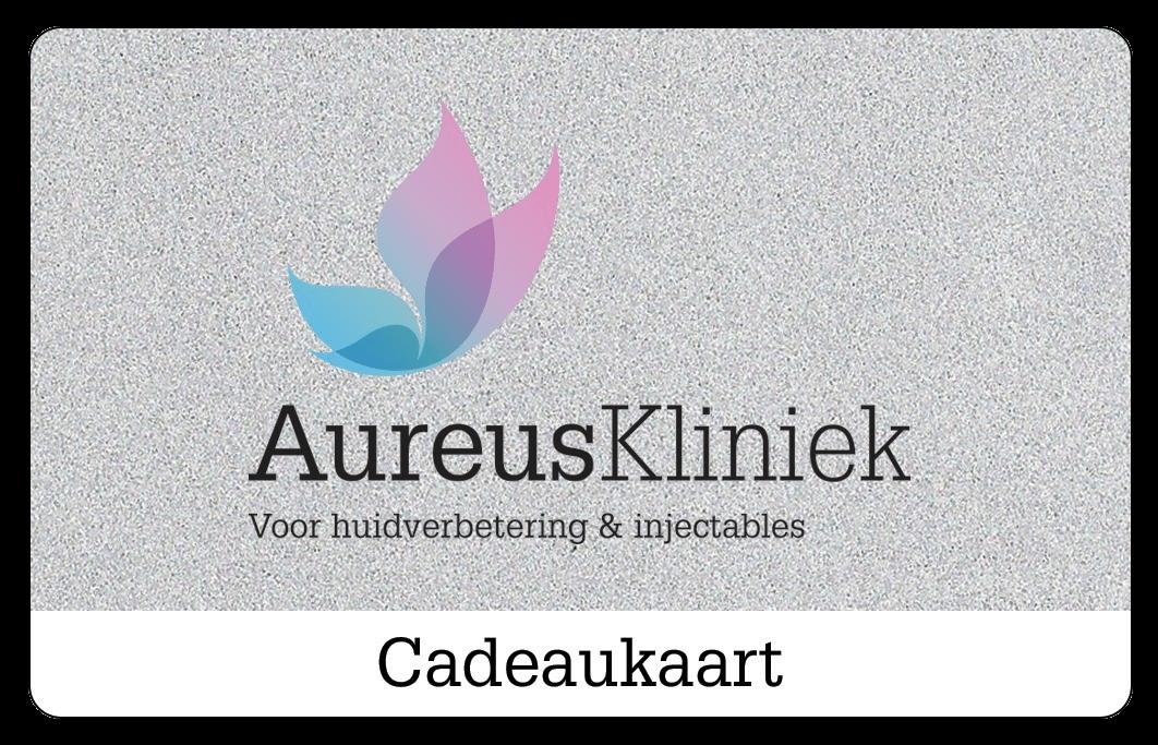Cadeaukaart - Aureus Kliniek