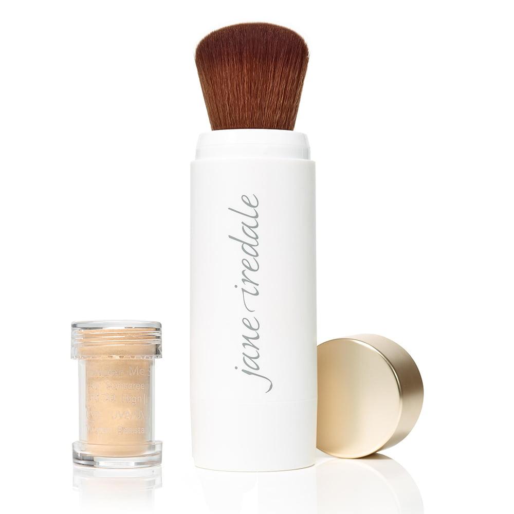 Powder Me SPF Brush - Golden - Jane Iredale